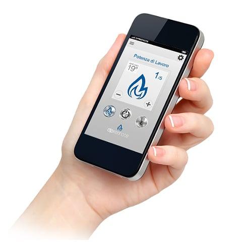 ARTEL DPREMOTE WI-FI Модул за управление на пелетна камина от смартфон IOS, ANDROID, WINDOWS