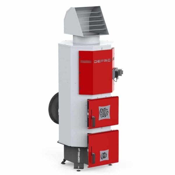 Топловъздушен агрегат DEFRO NP