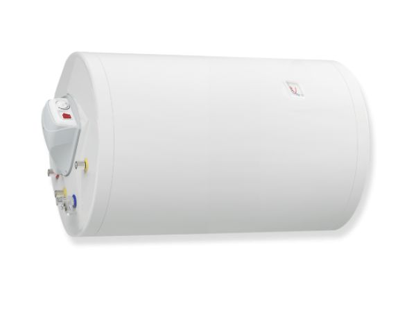 Бойлер ЕЛДОМ 150 л, 3 kW, неръждаем, комбиниран,  серпентина
