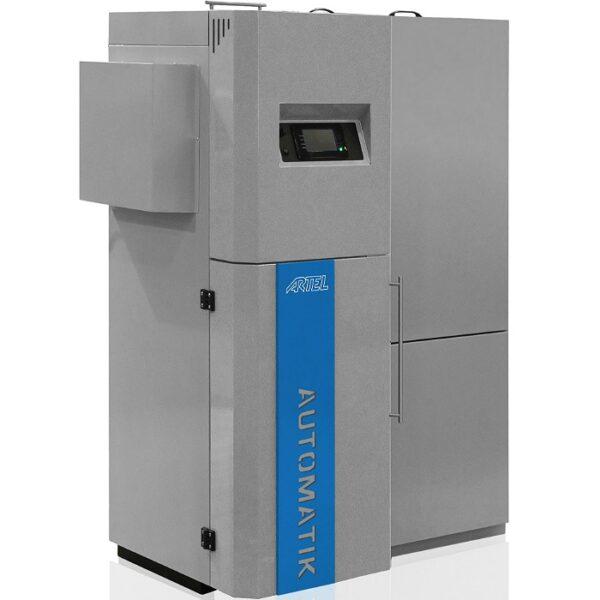 Автоматичен пелетен котел ARTEL POLUFUEL AUTOMATIC