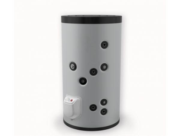 Бойлер ЕЛДОМ стоящ 200 л, 3 kW, една серпентина, емайлиран